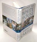 JIMMY CARTER AUTOGRAPHED BOOK - BEYOND THE WHITE HOUSE