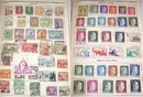 INTERNATIONAL STAMP BOOK: