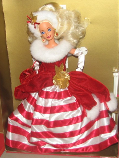 PEPPERMINT PRINCESS BARBIE  MIB