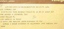 100TH BIRTHDAY TELEGRAM -  FROM GOVERNOR EDMOND G. BROWN