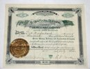MEXICO MINING, REFINING AND EXPLORATION COMPANY - STOCK CERTIFICATE