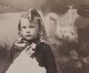 Sweet Portrait of a Young Girl - CABINET CARD