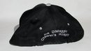 JOE DIMAGGIO SIGNED BASEBALL CAP