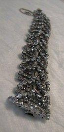 Stunning Hobe Rhinestone Bracelet