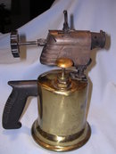 VINTAGE SEARS CRAFTSMAN BRASS BLOW TORCH