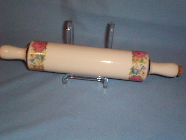 HARKER  PETIT POINT ROLLING PIN