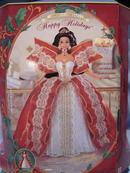 1997  SPECIAL EDITION HAPPY HOLIDAYS BARBIE  CHRISTMAS DOLL NRFB