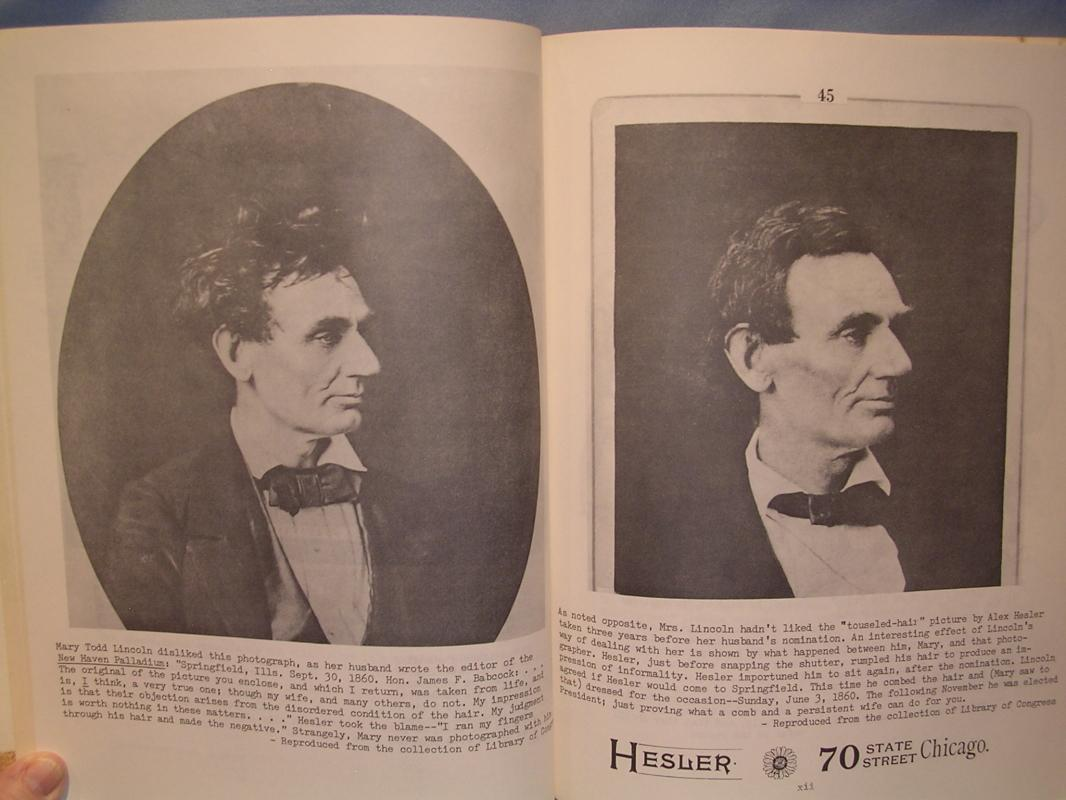 VINTAGE ABRAHAM LINCOLN HISTORY