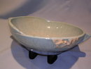 ROSEVILLE PRIMEROSE  226-8 HANDLED BOWL