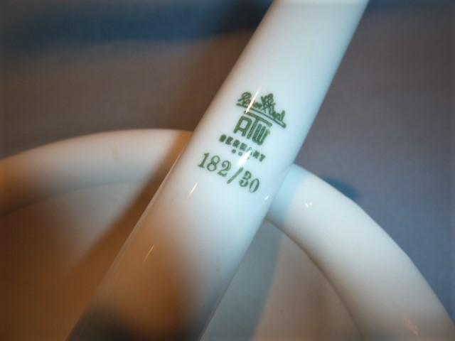 ANTIQUE ROSENTHAL, GERMANY MORTAR AND PESTAL