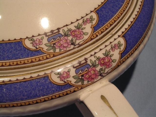 WEDGWOOD OLD PATTERN