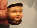 RARE GOEBEL FRIAR TUCK MINI CREAMER BLUE EYES