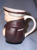 GOEBEL FRIAR TUCK  PITCHER  S/141/0