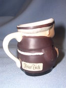 GOEBEL FRIAR TUCK SMALL PITCHER CREAMER  S 141/2 0