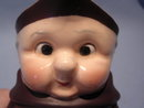 GOEBEL FRIAR TUCK #141/0 CROSSED EYES PITCHER  FULL BEE