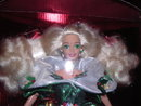 BARBIE  1995 HAPPY HOLIDAYS SPECIAL EDITION CHRISTMAS DOLL