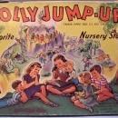 CHILDRENS JOLLY JUMP-UPS FAVORITE NURSERY STORIES 1942