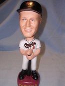 SAM'S LIMITED EDITION CAL RIPKEN BOBBING HEAD DOLL BOBBLE HEAD 1995  MIB