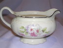 HOMER LAUGHLIN VIRGINIA ROSE FLUFFY ROSE CREAMER