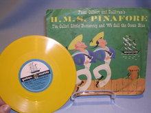 GILBERT & SULLIVAN'S H.M.S. PINAFORE 78RPM   GOLDEN RECORD WITH  ORIG SLEEVE 1950   R92