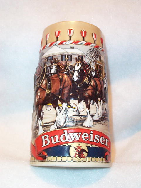 BUDWEISER Holiday Series