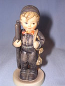 GOEBEL HUMMEL CHIMNEY SWEEP  12 2/0 FIGURINE