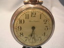 ANTIQUE ILLINOIS  17 Jewel WATCH CO POCKET WATCH
