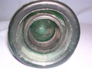W. BROOKFIELD NEW YORK THREADED INSULATOR  PAT 1883, 84