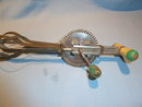 VINTAGE A & J SUPER CENTER DRIVE HAND BEATER MIXER