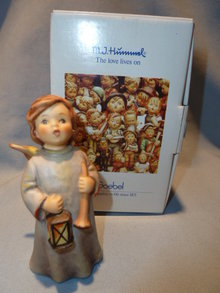 GOEBEL HUMMEL  HOSANNA # 480   TMK 6 FIGURINE IN ORIGINAL BOX