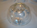 JEANNETTE DEPRESSION GLASS BALTIMORE PEAR CRYSTAL SALAD BOWL