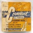 Bickford Carrier Greenfield CORMORANT Fishing Reel Original Box