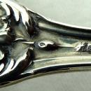 Reed & Barton Sterling Silver FRANCIS I Salad Serving Spoon No Mono