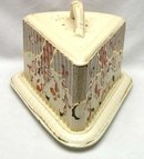 Large Antique Covered Cheese Keeper c. 1880's