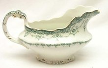 Antique Royal Bassett England Porcelain VENICE Gravy