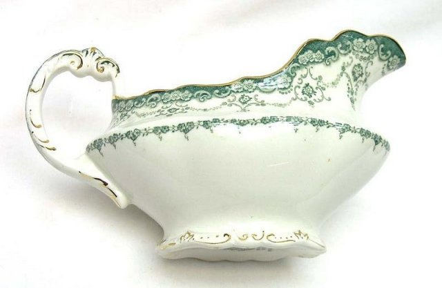 Antique Royal Bassett England Porcelain VENICE Gravy