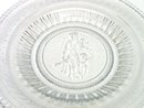 EAPG Cupid and Venus Handled Bread Plate or Tray