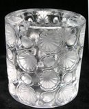 Signed LALIQUE FRANCE Art Glass TOKYO TOKIO