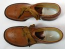 Vintage Pair ROYAL BAYREUTH Bavaria Men's Oxford Shoe