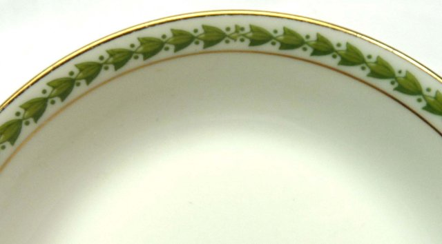 6 T & V LIMOGES Pattern 5856 Fruit / Dessert Bowls 5