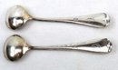 GORHAM Sterling Silver Master Salt Spoon DELHI 1880