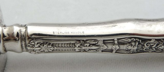 Sterling Silver GORHAM MYTHOLOGIQUE Carving Set c 1894