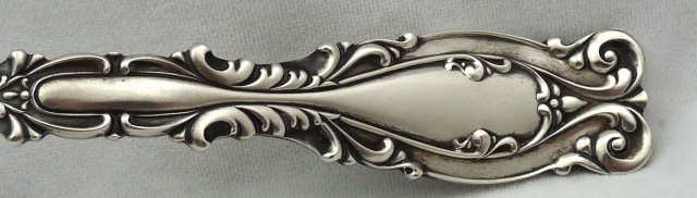 FRANK M WHITING Sterling Silver JOSEPHINE Punch Ladle