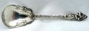 WATSON / Wallace Sterling Silver LILY Sugar Shell Spoon