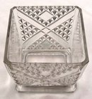 EAPG ASHMAN CROSSROADS ETCHED FERN Sugar Bowl c 1886