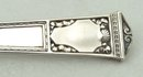 2 TIFFANY Sterling Silver SAN LORENZO Gumbo Spoon 1916