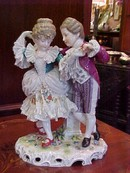 ROYAL VIENNA DOUBLE FIGURINE
