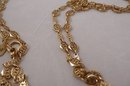 18 Kt. Gold Victorian Longguard necklace