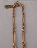 Victorian 9 CT. Rose Gold Prince Albert Chain