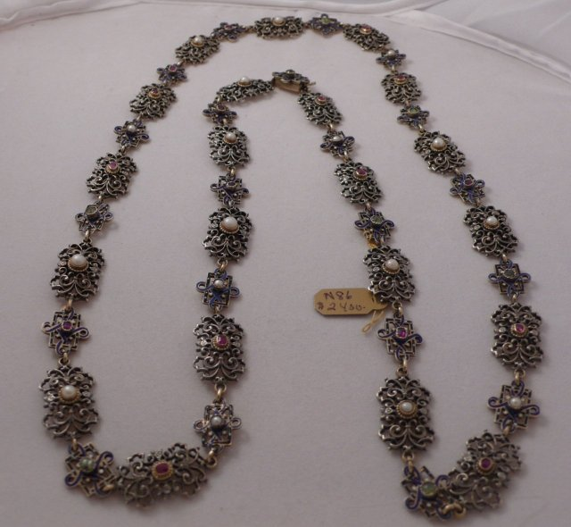 Austrian Hungarian Necklace